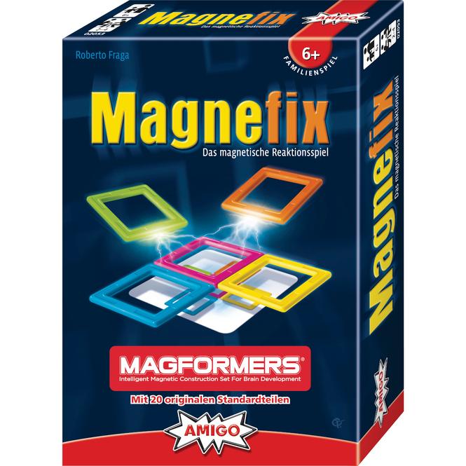 Magnefix - Das magnetische Reaktionsspiel