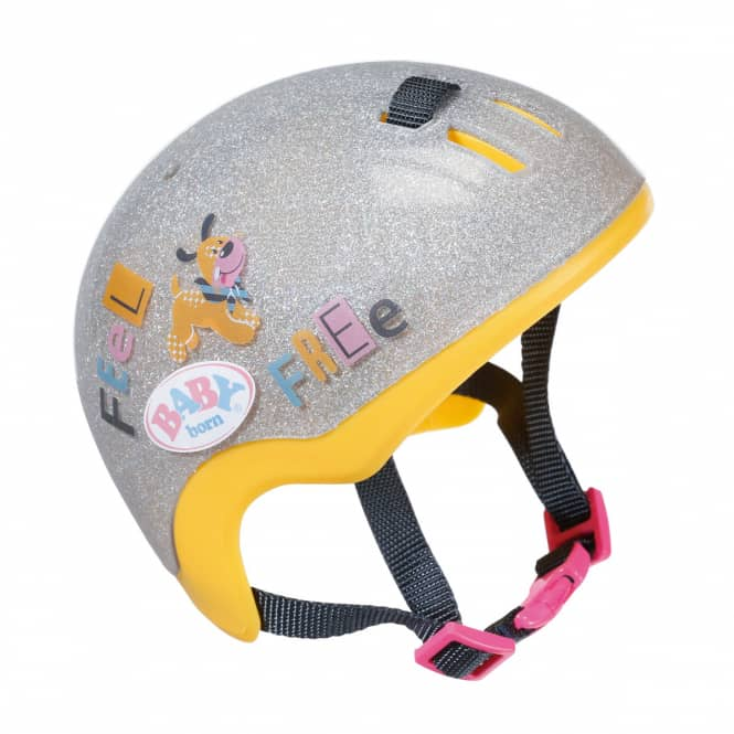 BABY born - Fahrradhelm