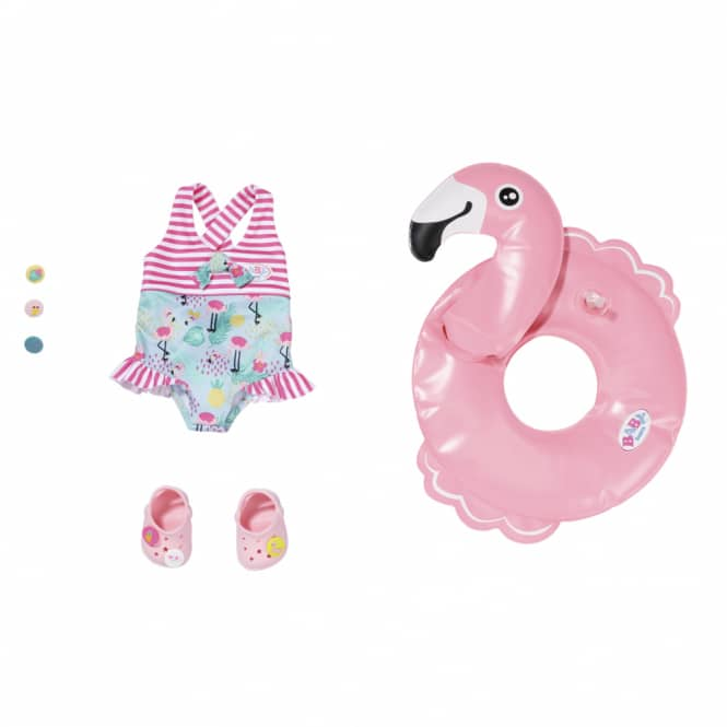 BABY Born Holiday - Swimmspaß Set - 43 cm