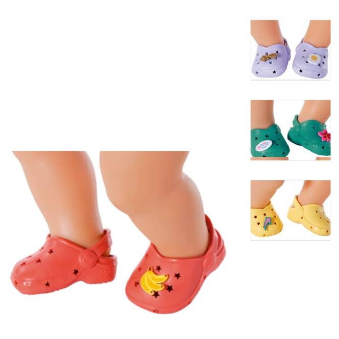 BABY born - Schuhe mit Pins - 43 cm - 1 Stück