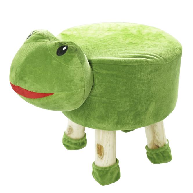Sitzhocker - Frosch - grün