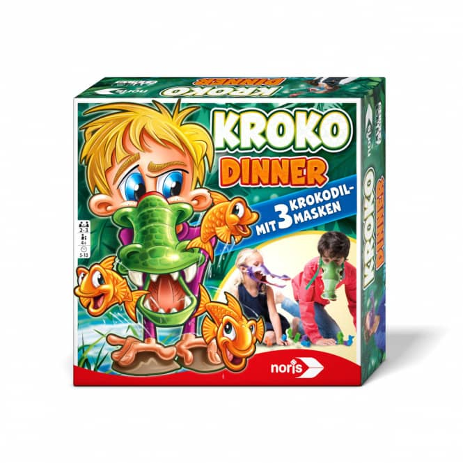 Kroko Dinner - Achtung, fertig, mampf!