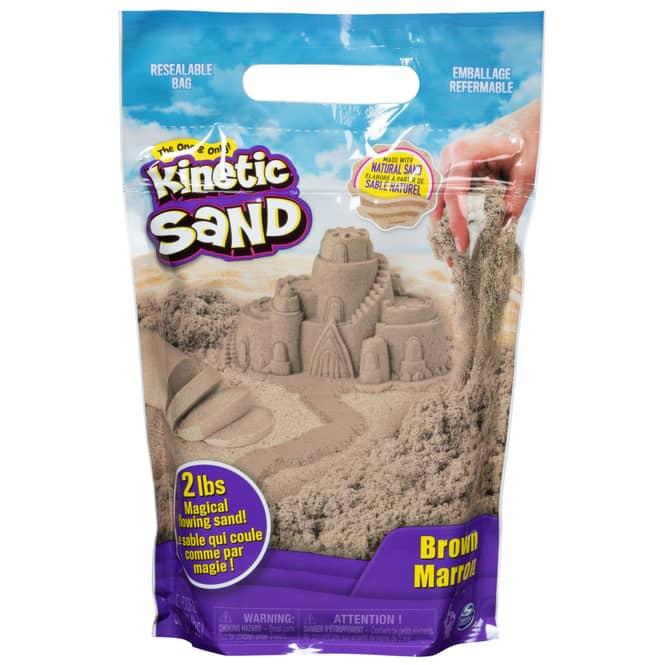 Kinetic Sand - Braun