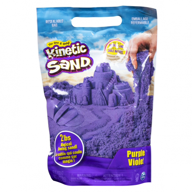 Kinetic Sand - Lila