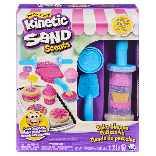 Kinetic Sand - Scents - Back Shop
