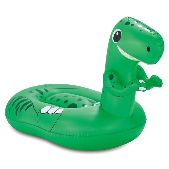 Schwimmtier - Dinosaurier - grün