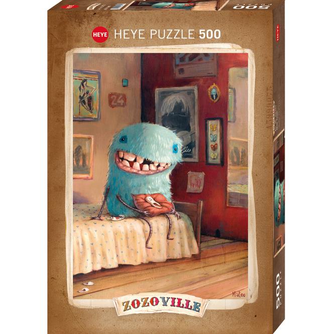 HEYE Puzzle - Zozoville - Milk Tooth - 500 Teile