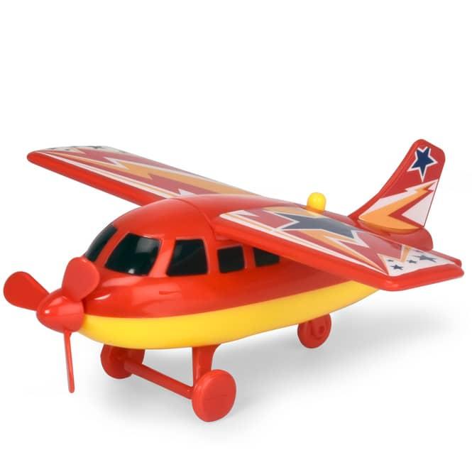 Dickie - Flugzeug mit Propeller - 1 Stück