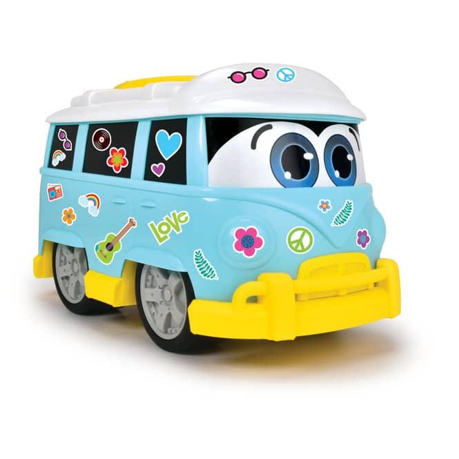 ABC-Bus - Sunny Surfer - hellblau