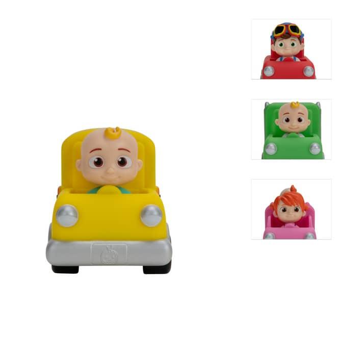 CoComelon - Mini-Fahrzeuge - 1 Stück