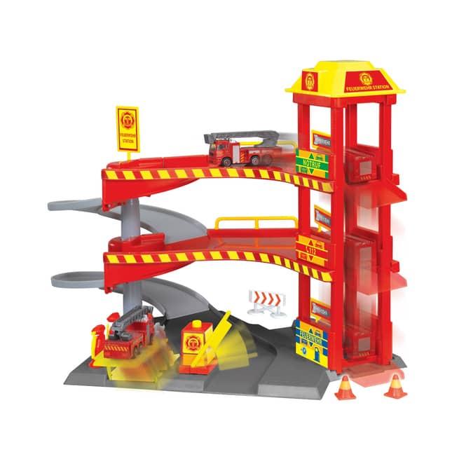 Parkgarage - Rescue Station mit 3 Ebenen - 1 Stück