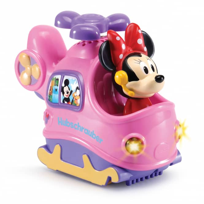 VTech - Tut Tut Baby Flitzer - Minnies Hubschrauber