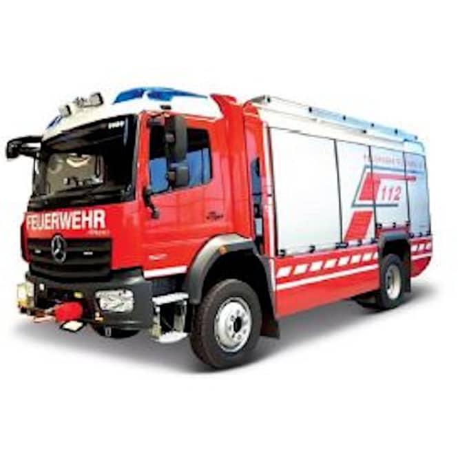 Feuerwehrfahrzeug - Modellfahrzeug - Magirus RW - 1:50