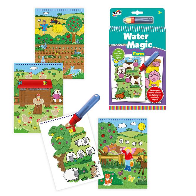 Malblock - Water Magic - Farm