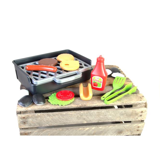 BBQ Burger & Hotdog Set - von Dantoy
