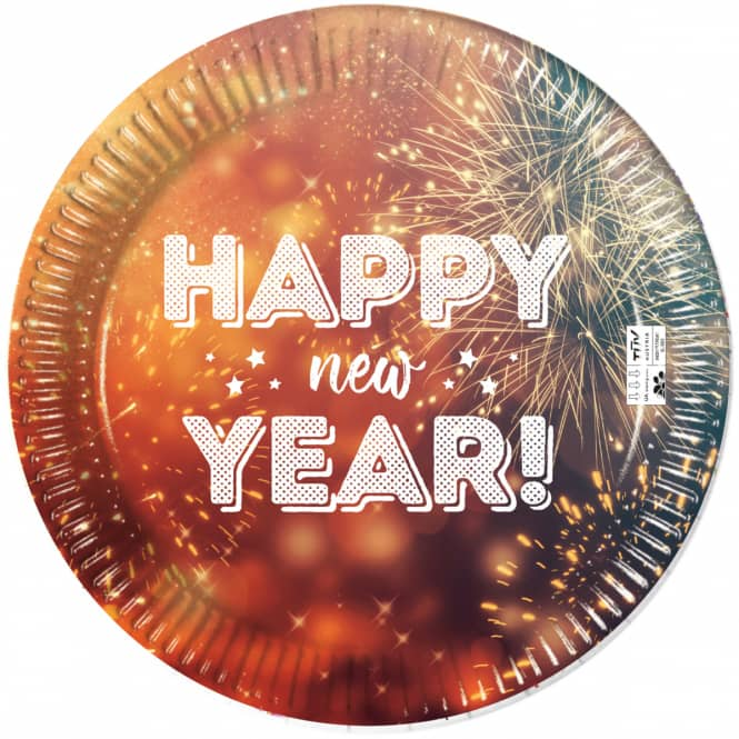8 Teller - Happy New Year