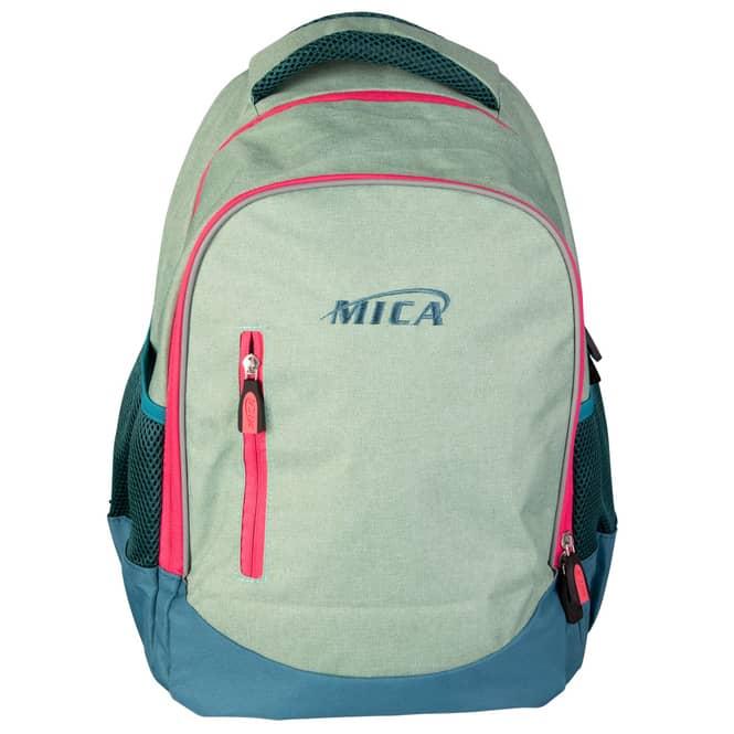 MICA - Rucksack - in mint/blau/pink