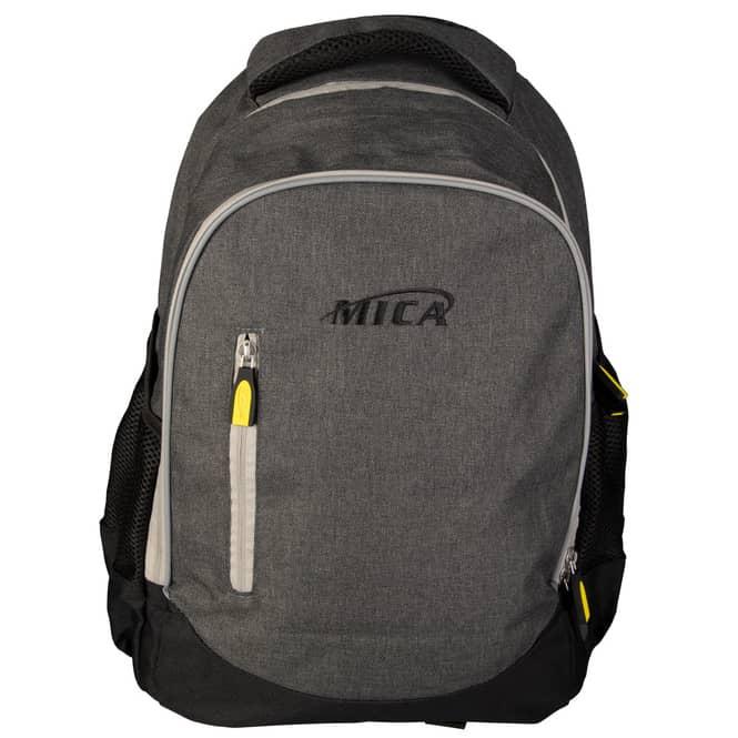 MICA - Rucksack - in grau/schwarz