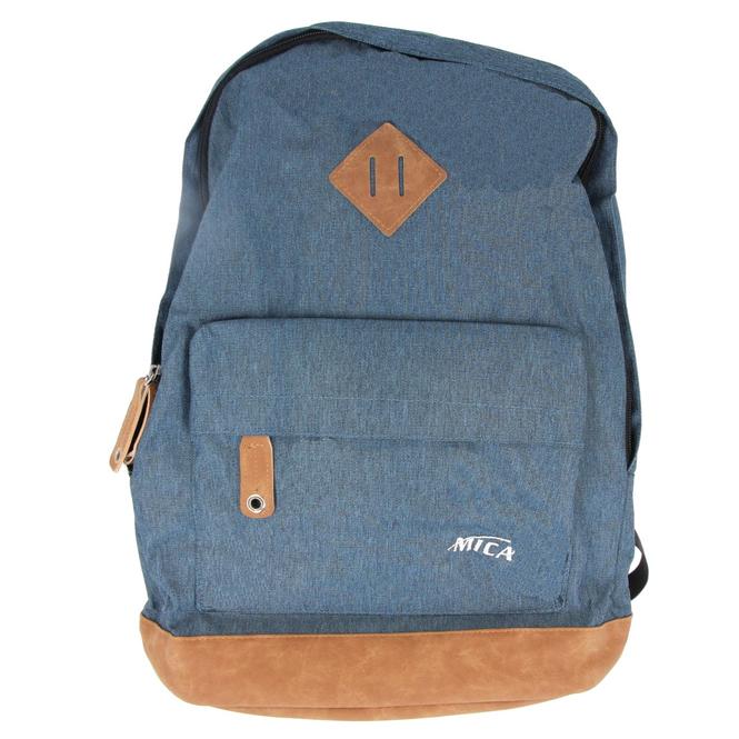 MICA - Rucksack - in denim blau