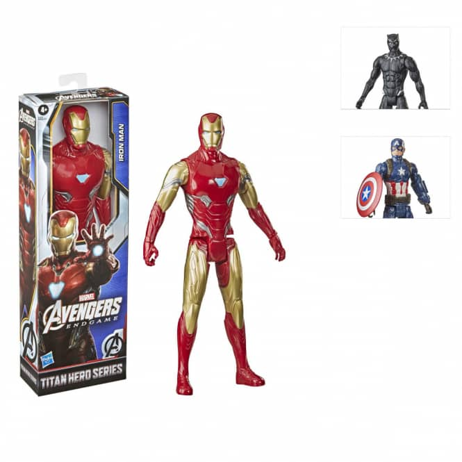 Marvel Avengers - Titan Hero Serie - Actionfigur - 1 Stück
