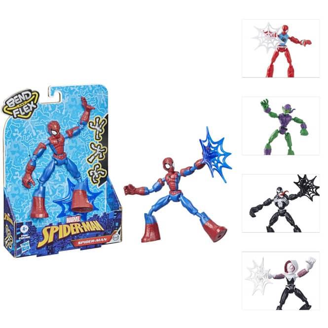 Spider-Man - Bend and Flex - Actionfigur - 1 Stück