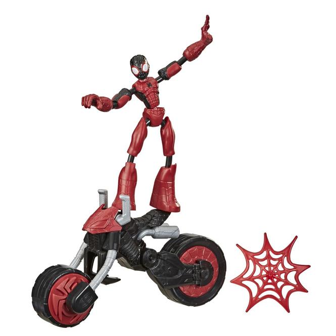 Spider-Man - Bend and Flex - Flex Rider Spider-Man