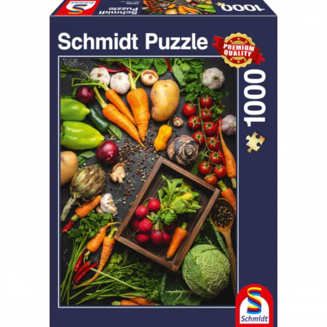 Puzzle - Super-Food - 1000 Teile