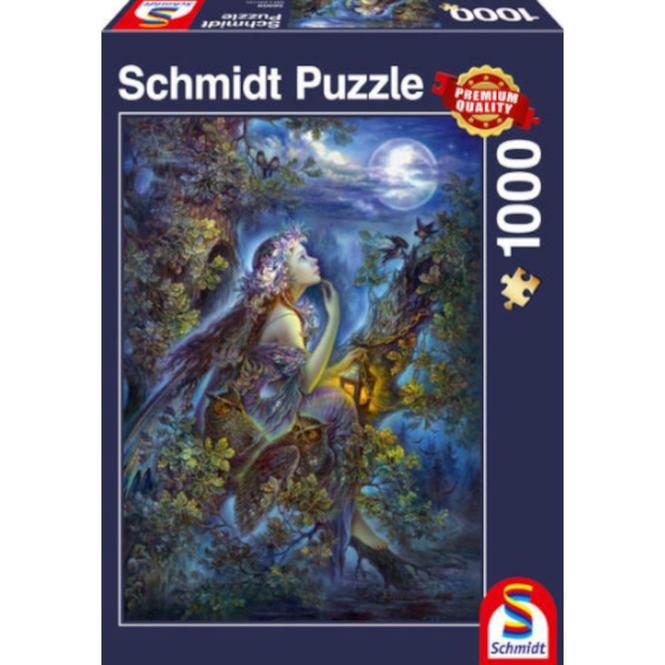 Puzzle - Im Mondlicht - 1000 Teile
