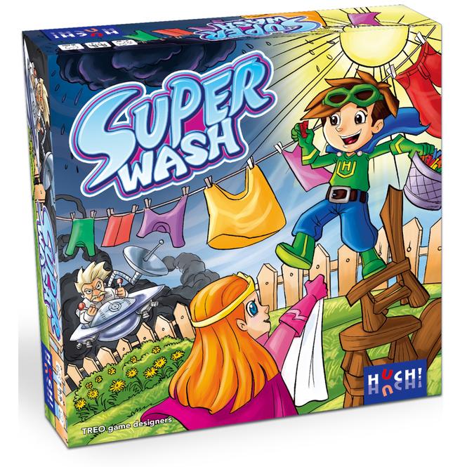 Super Wash - Huch!
