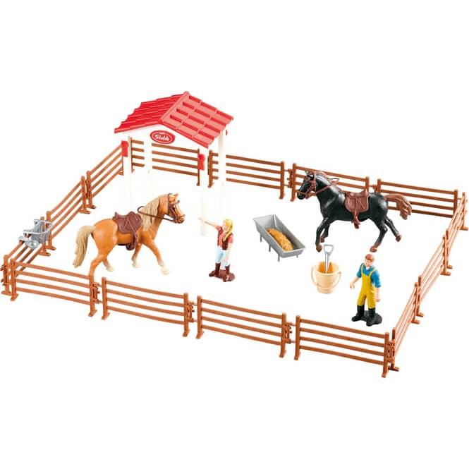 Besttoy - Pferdekoppel mit Zaun