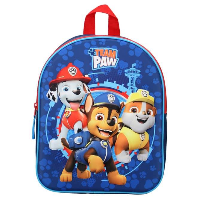 Paw Patrol - 3D-Kinderrucksack - Team Paw