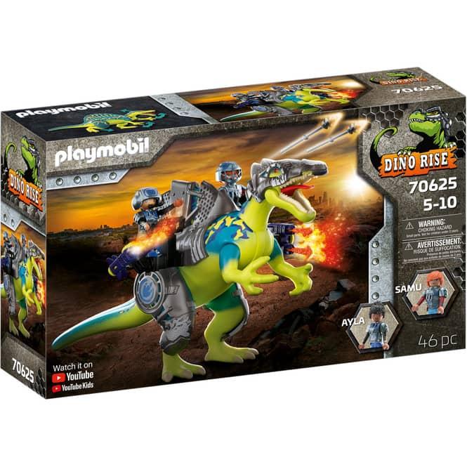 Playmobil® 70625 - Spinosaurus: Doppelte Verteidigungs-Power - Playmobil® Dino Rise