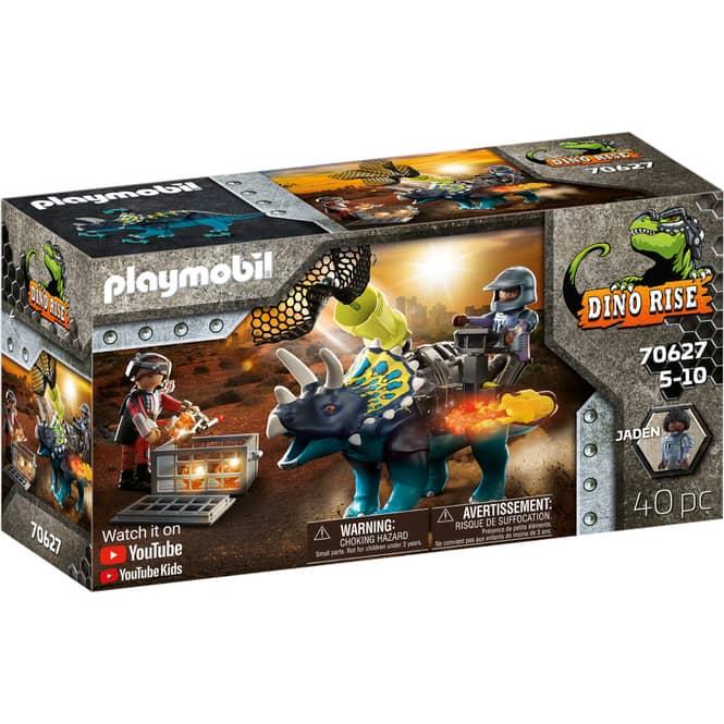Playmobil® 70627 - Triceratops: Randale um die legendären Steine - Playmobil® Dino Rise