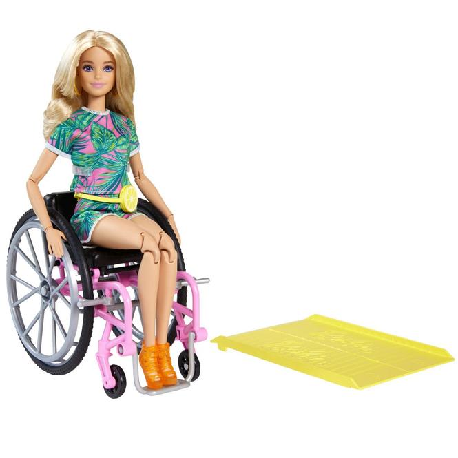 Barbie - Fashionista - mit Rollstuhl