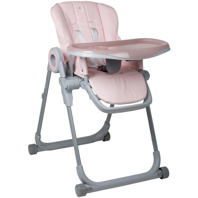 BabyGo - Hochstuhl Divan - rosa