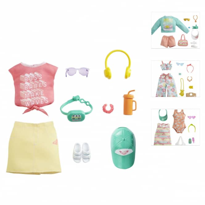 Barbie - Storytelling Mode Sortiment - 1 Stück