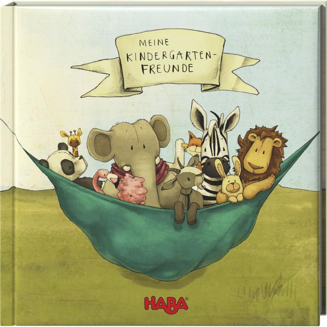 Löwe Udo - Meine Kindergarten-Freunde