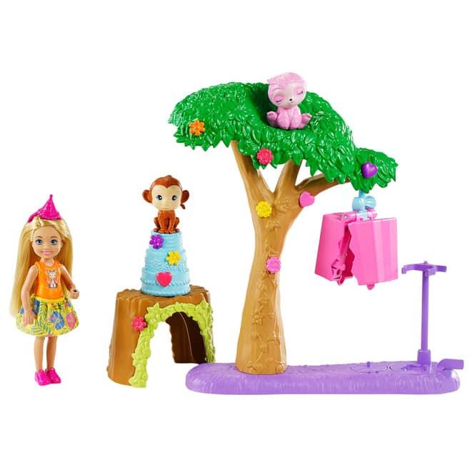 Barbie - Chelsea und der verrückte Geburtstag