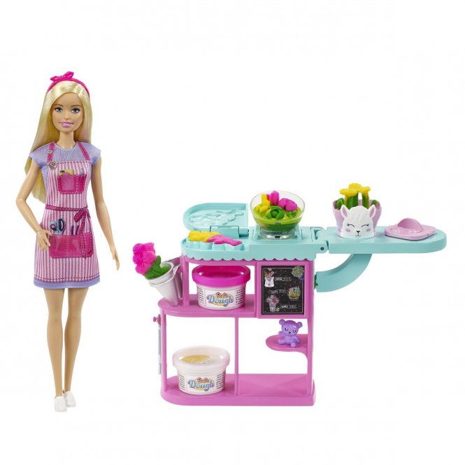 Barbie - Du kannst alles sein - Floristin