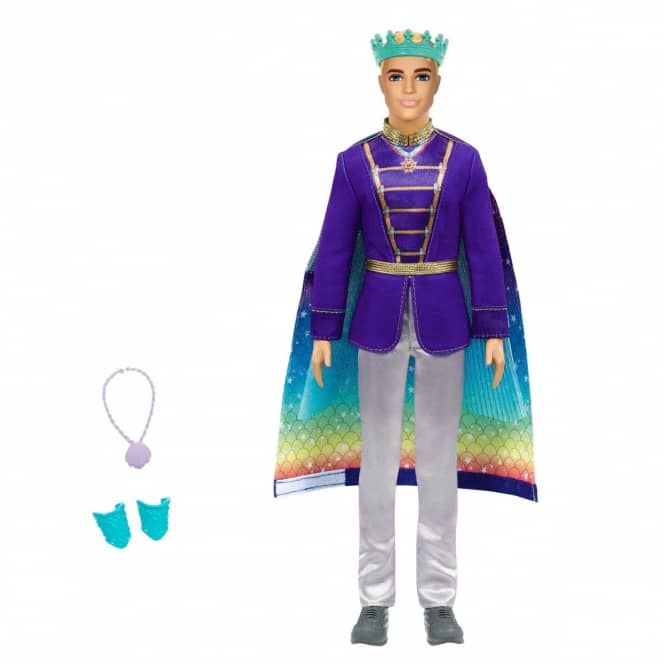 Barbie Dreamtopia - 2-in-1 Prinz
