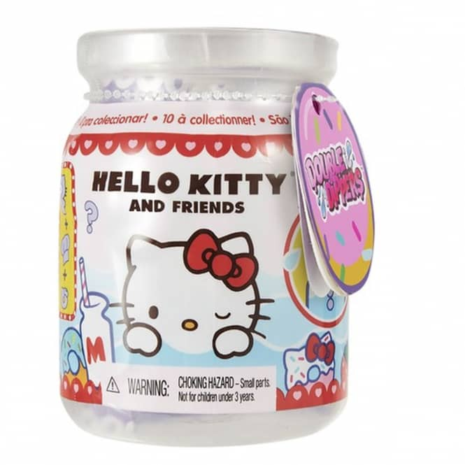 Hello Kitty & Friends - Double Dippers Sammel-Figur - 1 Stück
