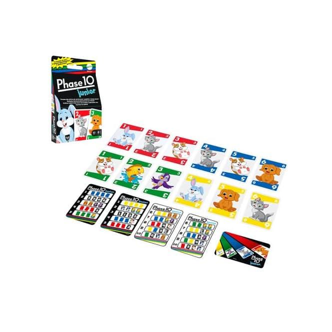 Spiel - Phase 10 Junior