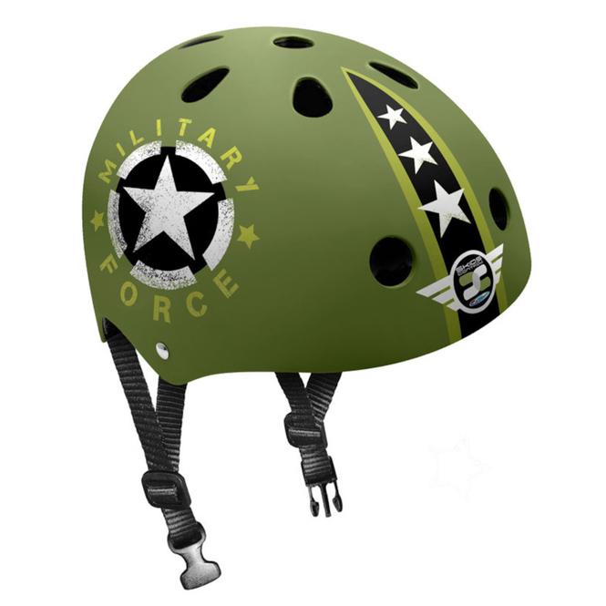 Skaterhelm - Military-Design
