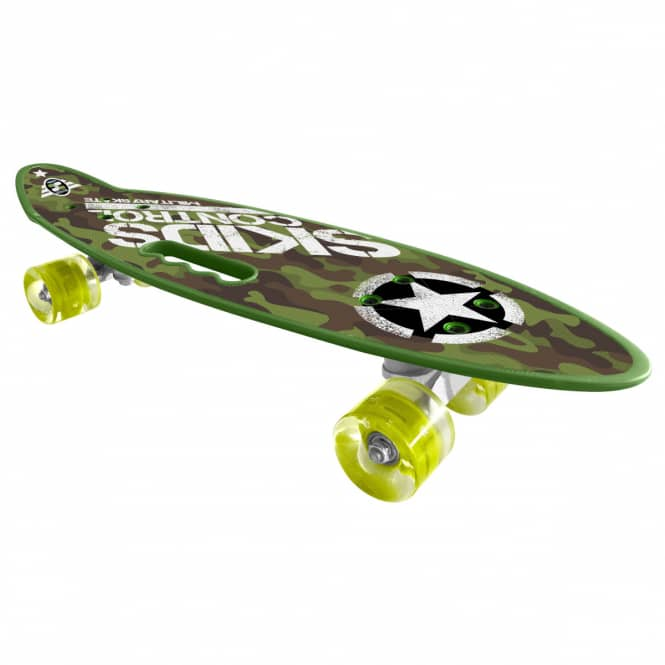 Skateboard - Militär-Design