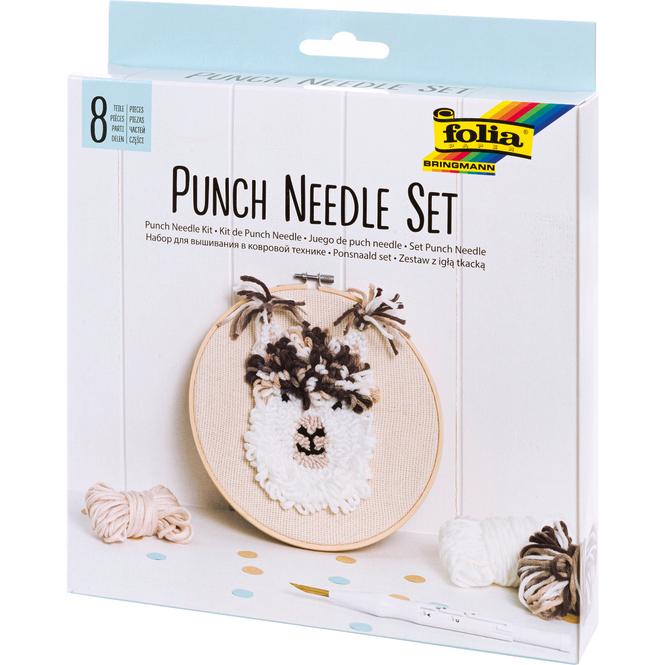 Punch Needle Set - 8-teilig