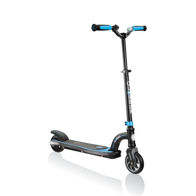 E-Scooter - Globber One K E-Motion 10 - sky blau