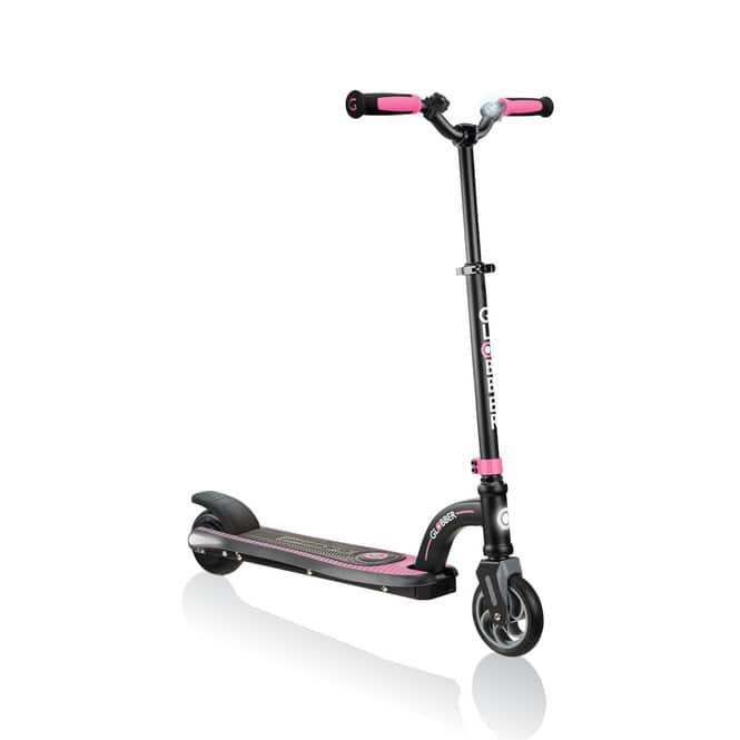 E-Scooter - Globber One K E-Motion 10 - pink/schwarz
