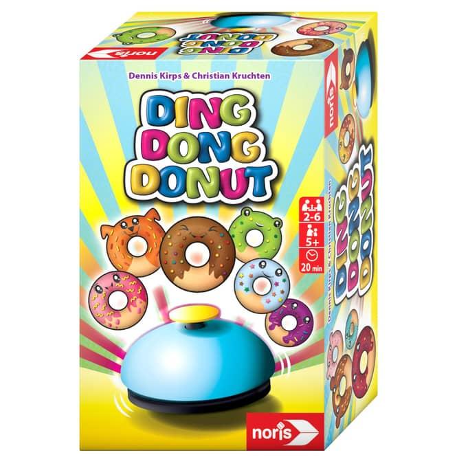 Ding Dong Donut - Auf die Donuts, fertig, los!