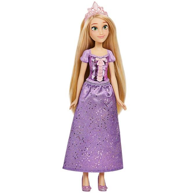 Disney Prinzessin - Royal Schimmerglanz Rapunzel