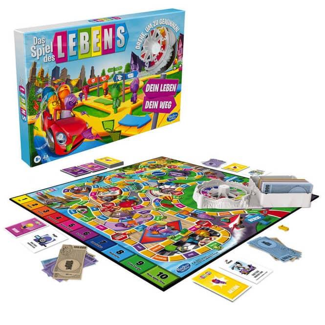 Spiel des Lebens - Gesellschaftsspiel